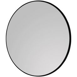 talos spiegel »black circle« zilver
