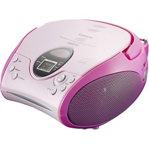 Lenco SCD-24 pink