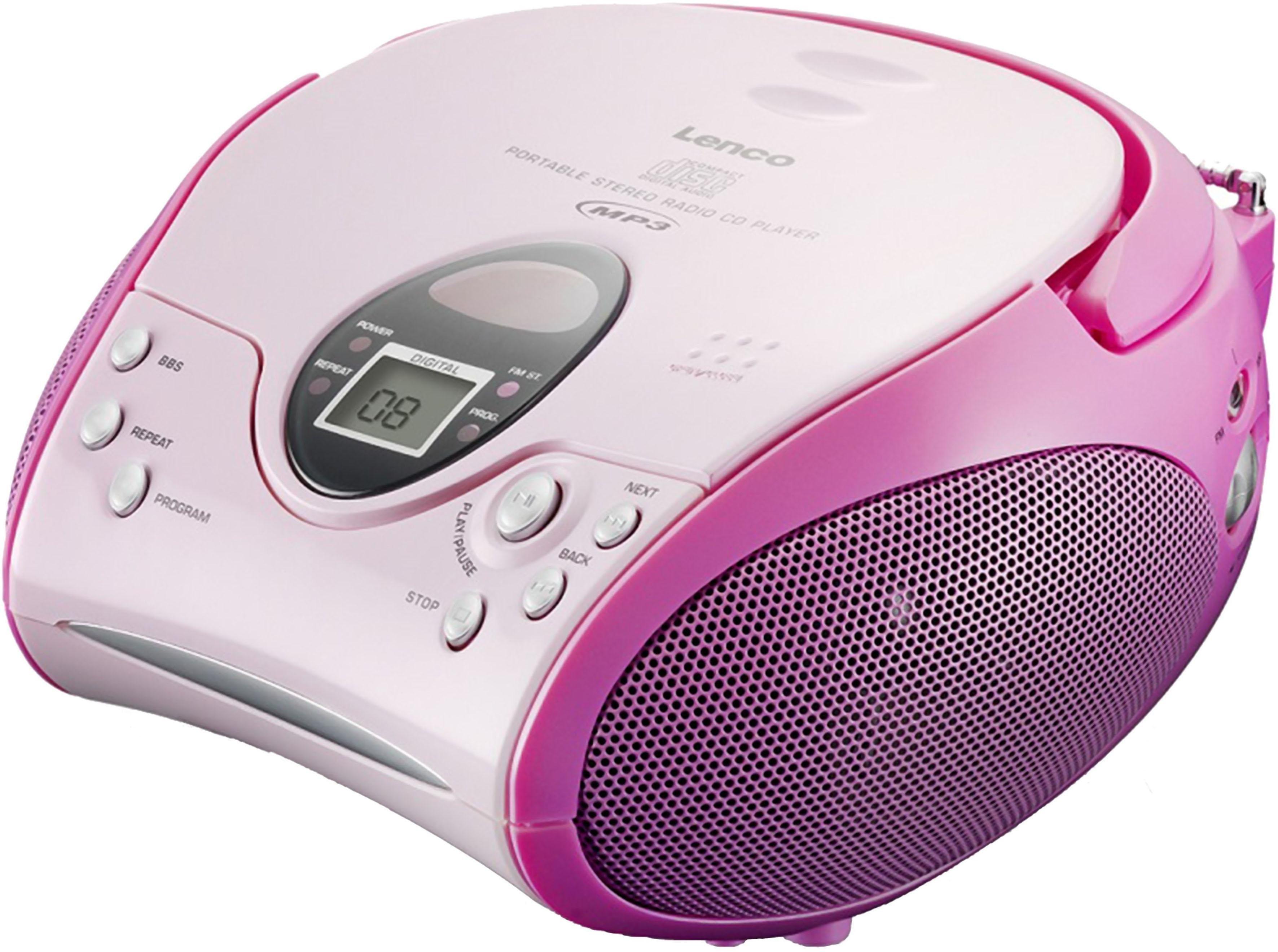 Op zoek naar een Lenco »SCD-24 mit CD stereo« FM-radio? Koop online bij OTTO