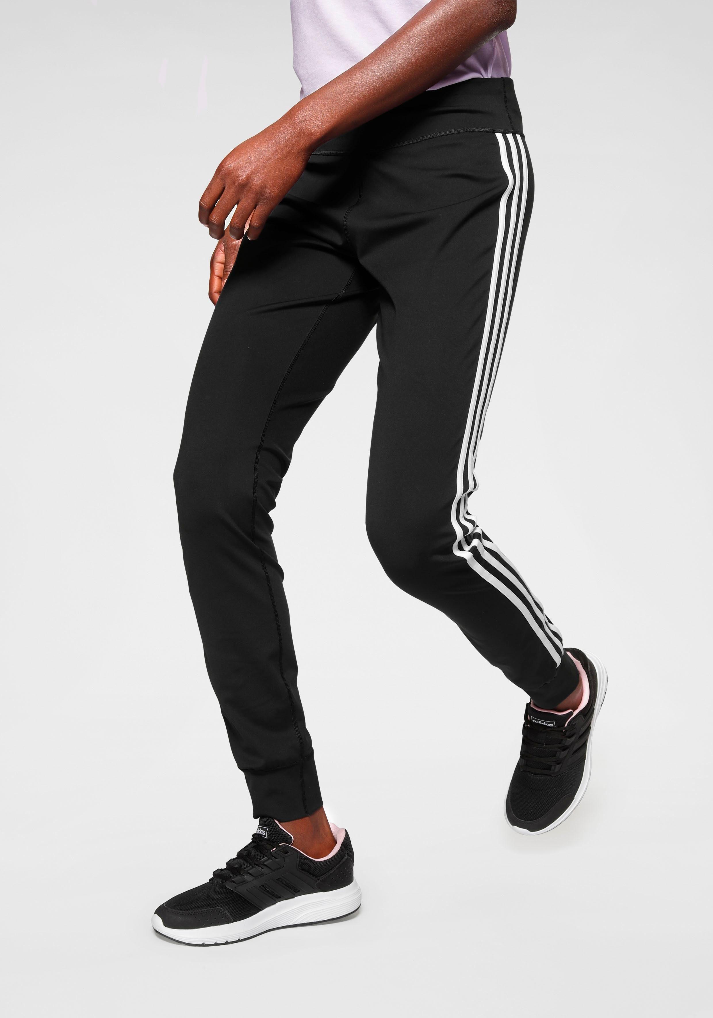 adidas Performance trainingsbroek »CUFFED 3 STRIPES PANT«