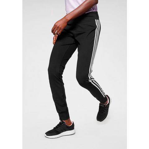 adidas Performance trainingsbroek CUFFED 3 STRIPES PANT