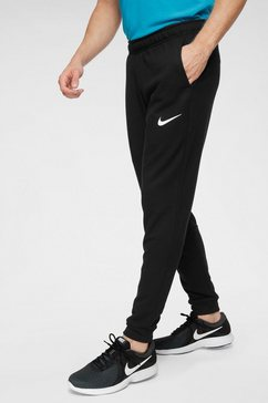 nike trainingsbroek »nike dri-fit men's fleece training pants« zwart