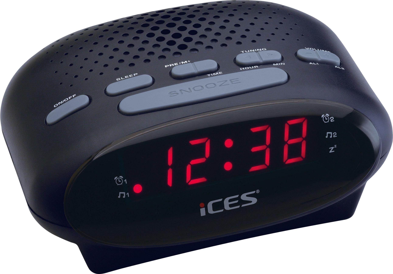 Lenco wekkerradio »iCES ICR-210 voordelig en veilig online kopen