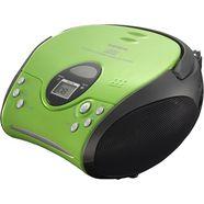 lenco fm-radio scd-24 met cd stereo groen