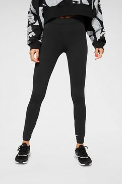 nike sportswear legging »w nsw lggng club aa« zwart