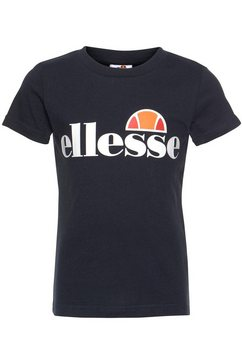 ellesse t-shirt »malia junior« blauw