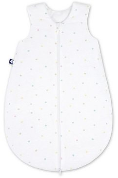 zoellner babyslaapzak »colour dots« (( 1-tlg., )) wit