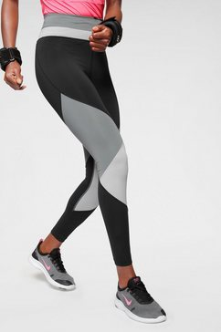 nike functionele tights »nike one women's 7-8 tights« grijs