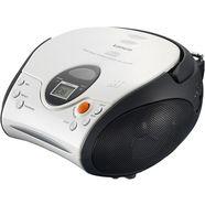 lenco fm-radio scd-24 met cd stereo wit