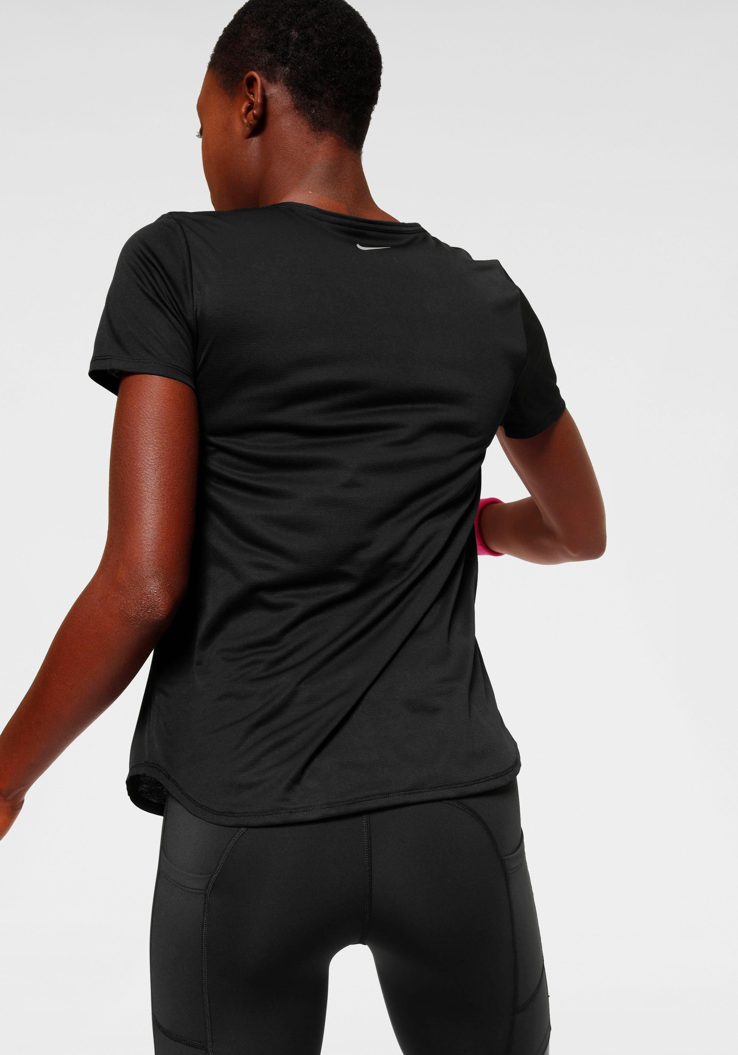 Nike Runningshirt Women's Short-sleeve Running Top Online Shop - Geweldige Prijs