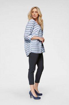 via appia due lange blouse blauw