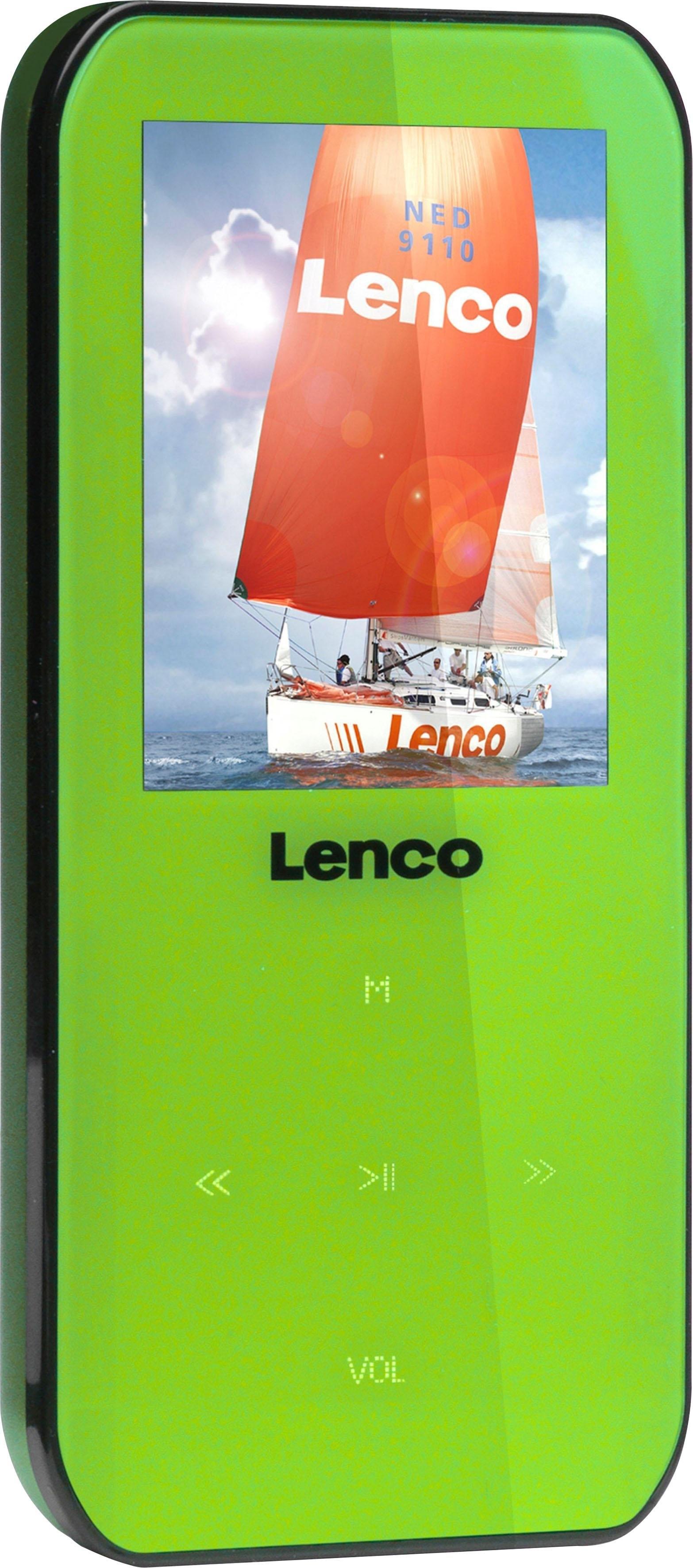 Lenco Mp3-speler »XEMIO-655« (4 GB) goedkoop op otto.nl kopen