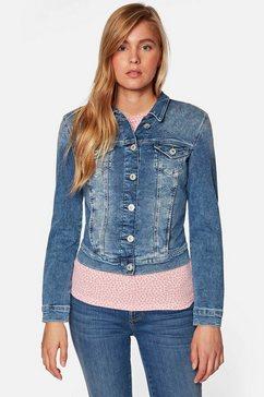 mavi jeansjack »charlize« blauw