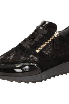 sioux sneakers »oseka-701-j« zwart