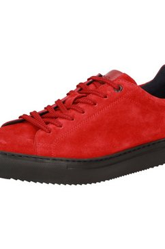 sioux sneakers »rosdeco-700« rood