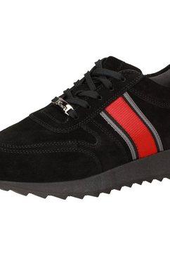 sioux sneakers »oseka-700-j« zwart