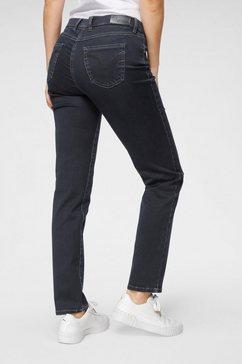 toni slim fit jeans perfect shape slim smal recht model met oprolbare zoom blauw