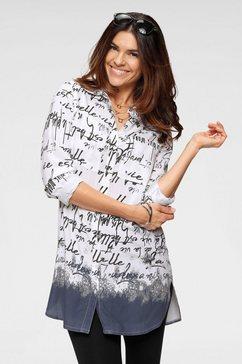 boysen's lange blouse wit