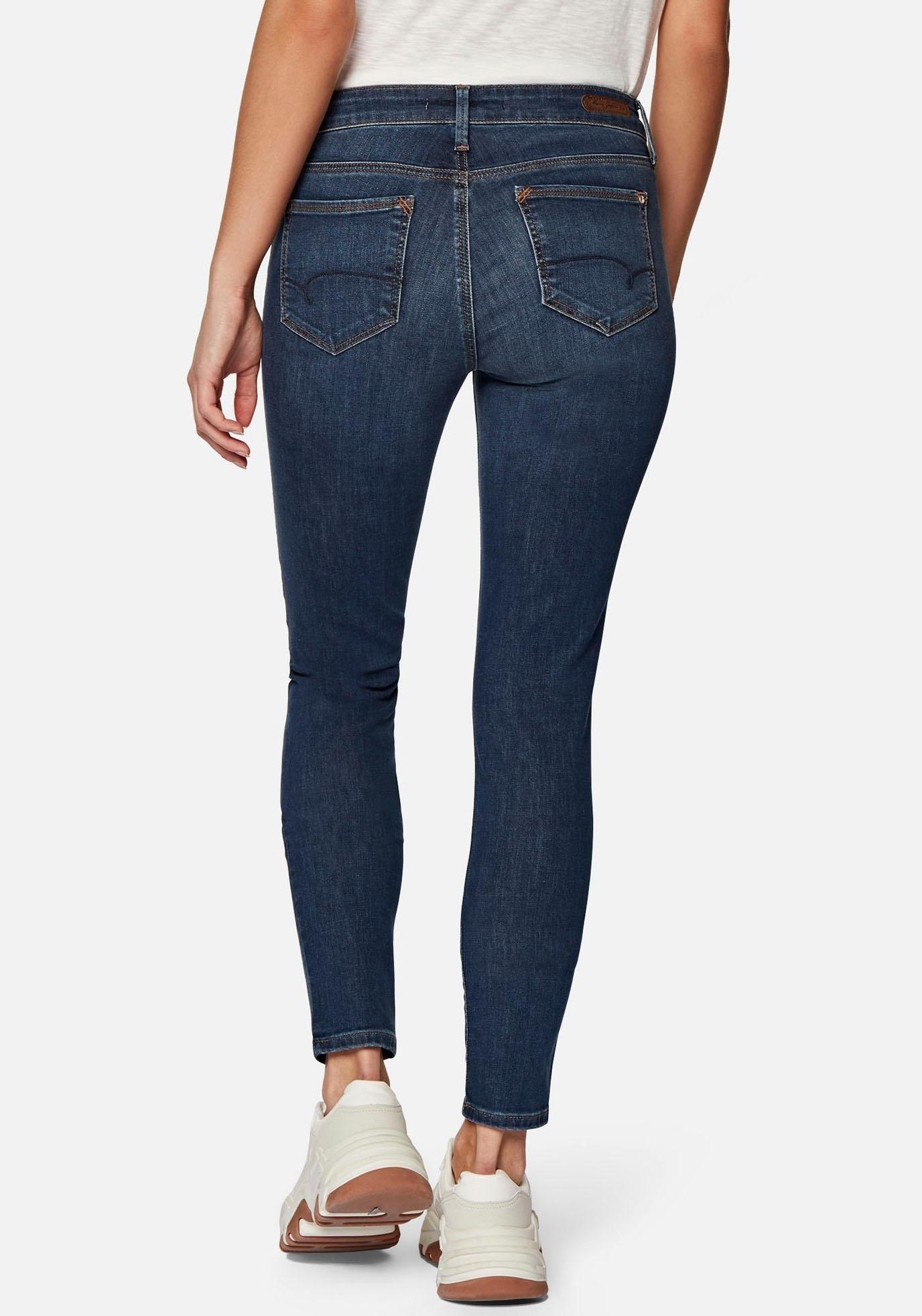 Op zoek naar een Mavi Jeans skinny fit jeans ADRIANA met coole used effecten? Koop online bij OTTO