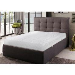 schlafwelt koudschuimmatras luxe hr xxl geschikt voor zware personen en mensen die snel transpireren hoogte 23 cm