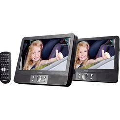 lenco draagbare dvd-speler »mes-405« schwarz