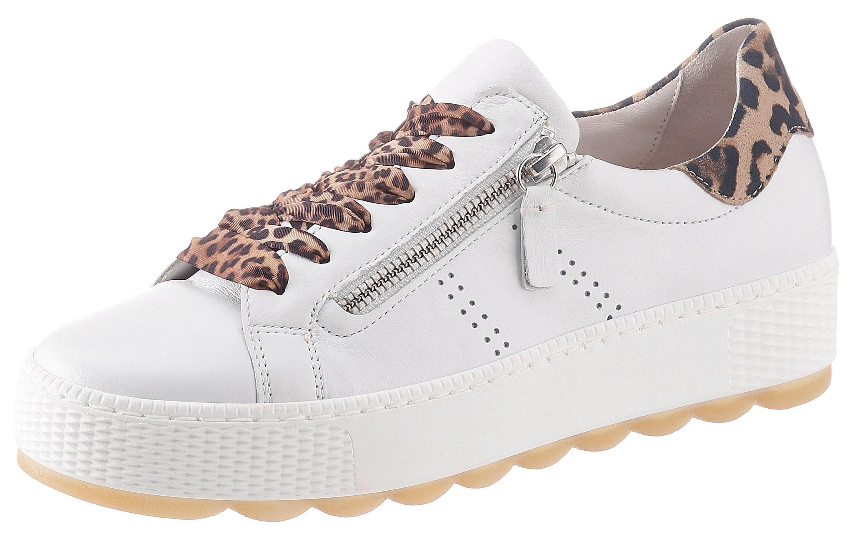 Gabor sneakers met plateauzool - gratis ruilen op otto.nl