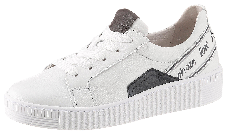 Gabor sneakers met plateauzool nu online bestellen