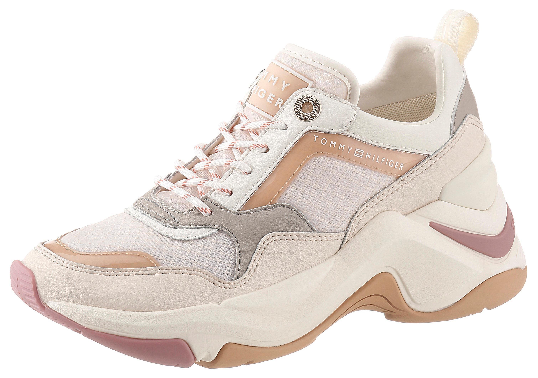 Tommy Hilfiger sneakers met sleehak »ALVA 1C« - gratis ruilen op otto.nl