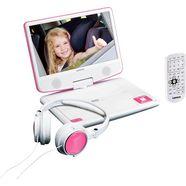 lenco draagbare dvd-speler »dvp-910« roze