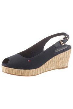 tommy hilfiger sandaaltjes »elba 39d3« blauw