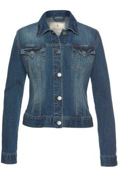 herrlicher jeansjack »joplin« blauw
