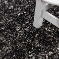 ayyildiz hoogpolig vloerkleed »enjoy shaggy«, ayyildiz, rechthoekig, hoogte 50 mm, machinaal geweven grijs