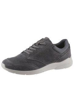 ecco sneakers »irving« grijs