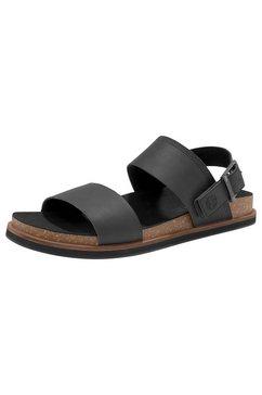 timberland outdoorsandalen »amalfi vibes 2band sandal« zwart