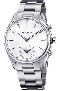 kronaby smartwatch »sekel, s0715-1« zilver