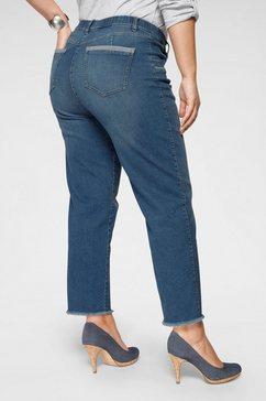 kjbrand ankle jeans »babsie« blauw