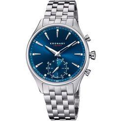 kronaby smartwatch »sekel, s3119-1« zilver