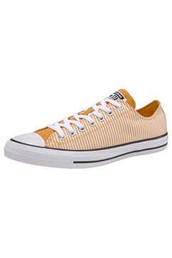 converse sneakers »chuck taylor all star ox stripes« geel