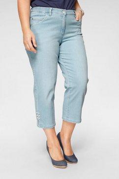 kjbrand 7-8-jeans »babsie 7-8« blauw