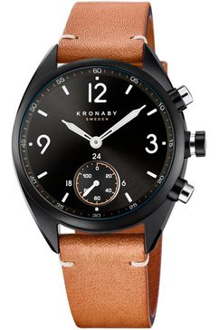 kronaby smartwatch »apex, s3116-1« bruin