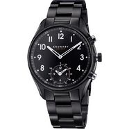 kronaby smartwatch »apex, s0731-1« zwart