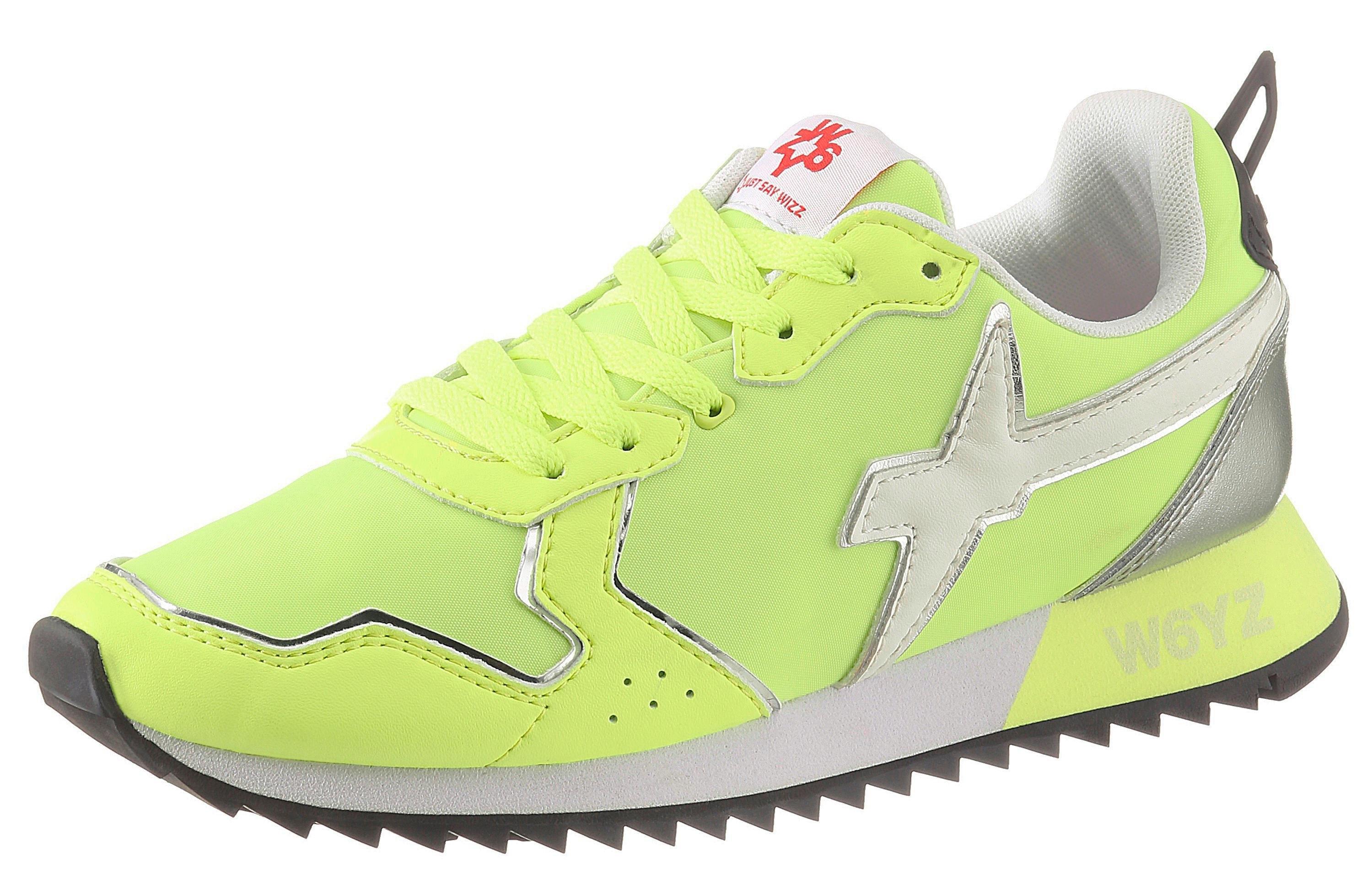 W6yz sneakers met sleehak in de webshop van OTTO kopen