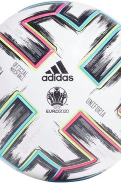 adidas performance »uniforia pro« voetbal wit