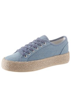 betty barclay shoes plateausneakers blauw