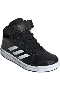 adidas performance trainingsschoenen »altasport mid k« zwart