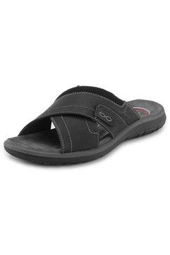 salamander slippers »logato« zwart