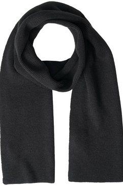 jack  jones gebreide sjaal zwart