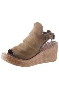 a.s.98 sandaaltjes groen