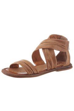 a.s.98 sandalen bruin