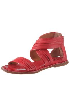 a.s.98 sandalen rood